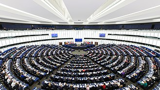 330px European Parliament Strasbourg Hemicycle Diliff